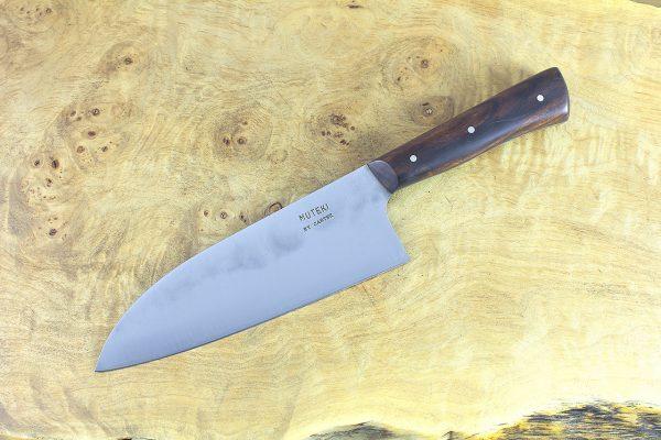 5.45 sun Muteki Series Wa-bocho #370, Ironwood - 184 grams