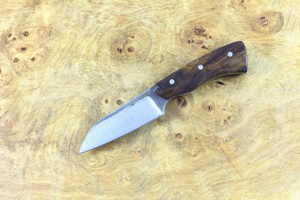 140mm Muteki Series Wharncliffe Brute #419, Ironwood - 51 grams