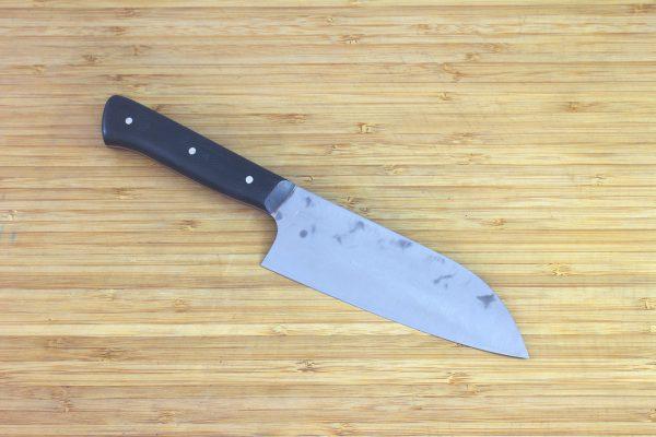 4.59 sun Muteki Series Wa-bocho Knife #246, Micarta - 126grams