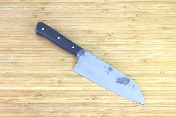 4.88 sun Muteki Series Wa-bocho Knife #249, Micarta - 128grams