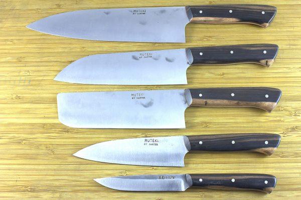 Muteki Series Kitchen Knife Set #1