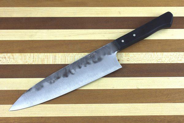 6.67 sun Muteki Original Series Gyuto #11, Riveted Handle - 144 grams
