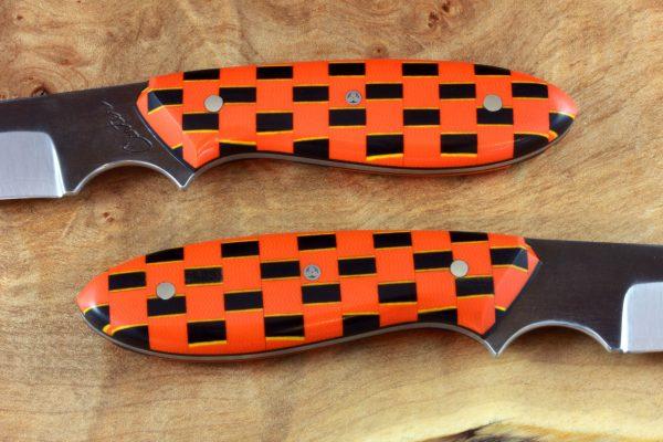 176mm Original Neck Knife, Forge Finish, Prototype - 72grams