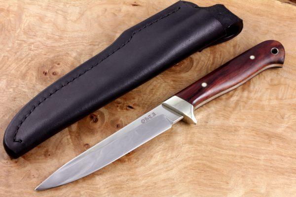Hiroaki Ohta Camp Knife, Rosewood