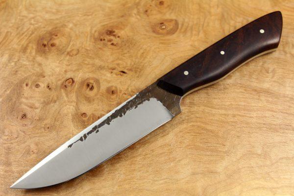 Outdoor Hunter 257, Custom Profile, Forge Finish, Ironwood