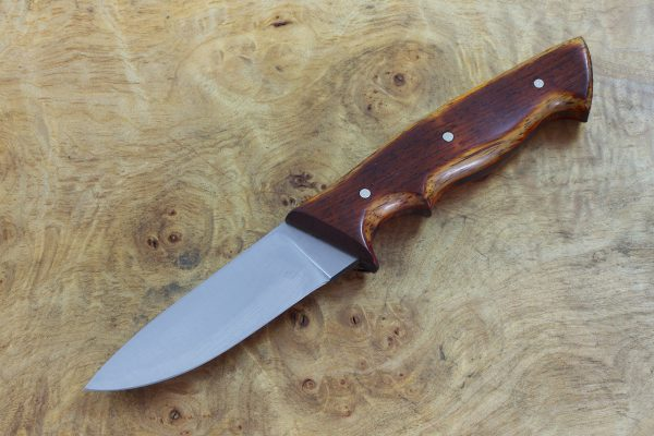 *LIMITED* 228mm Tamahagane Knife with Cocobolo - 131grams