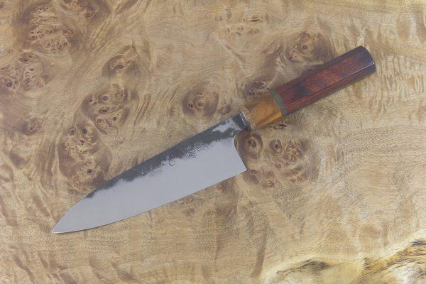 5.18 sun Kuro-uchi Series Funayuki, Custom Handle - 145 grams