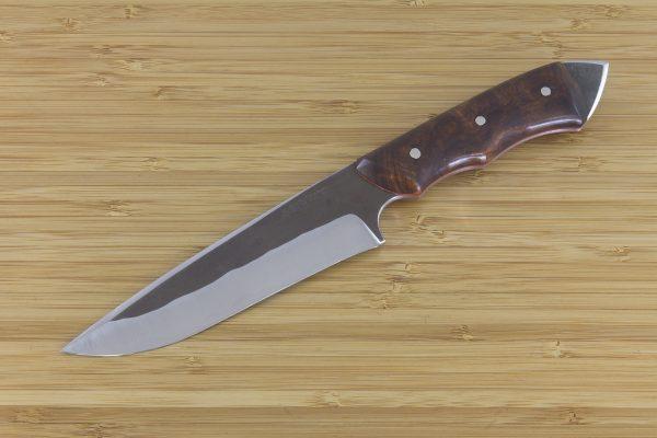 237mm Muteki Series FS1 #537, Ironwood w/ Red Liners - 139 Grams