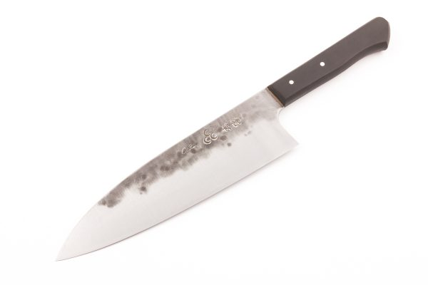 "8.15"" Carter #1667 Stainless Fukugozai Perfect Kitchen Knife"