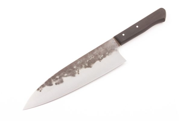"8.07"" Carter #1688 Stainless Fukugozai Perfect Kitchen Knife"