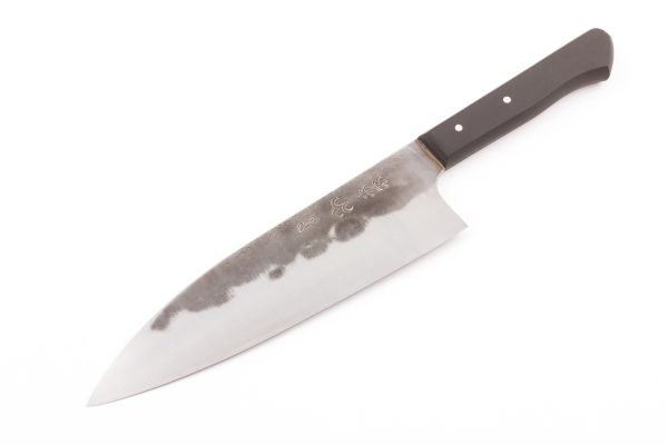 "7.95"" Carter #1694 Stainless Fukugozai Perfect Kitchen Knife"
