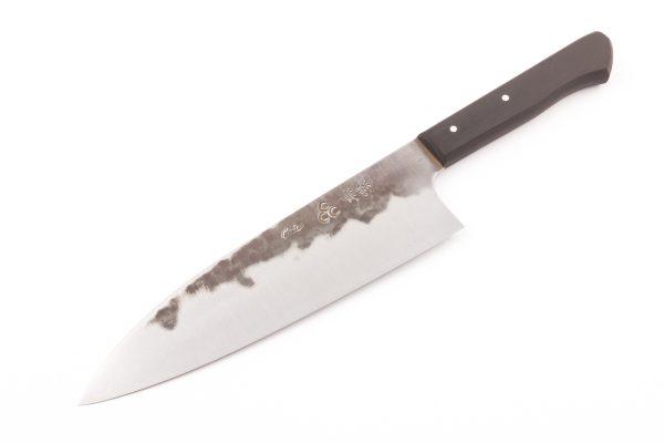 "8.07"" Carter #1696 Stainless Fukugozai Perfect Kitchen Knife"