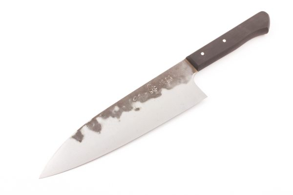 "8.15"" Carter #1699 Stainless Fukugozai Perfect Kitchen Knife"