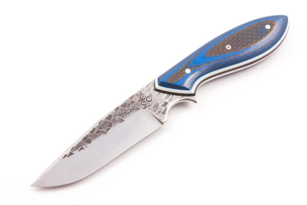 """3.58"""" Carter #1853 Clip Point Perfect Neck Knife"""
