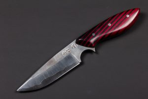 "3.78"" Muteki #2528 Perfect Neck Knife by Taylor"