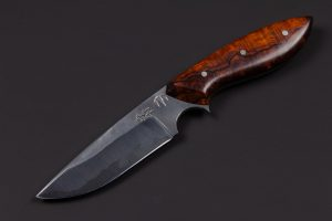 "3.62"" Muteki #2606 Perfect Neck Knife by Taylor"