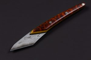 "1.18"" Muteki #2608 Freestyle Kiridashi by Jamison"