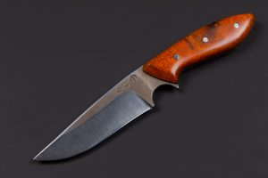 "3.78"" Muteki #2642 Perfect Neck Knife by Shamus"