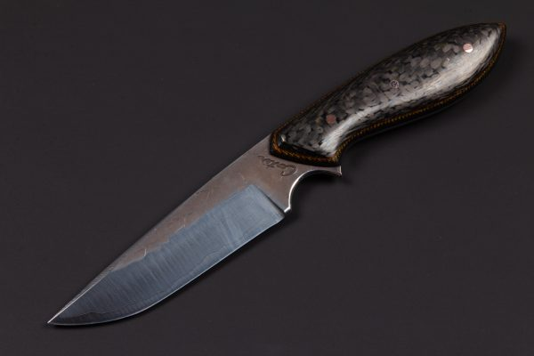 "3.78"" Carter #1944 Perfect Neck Knife"