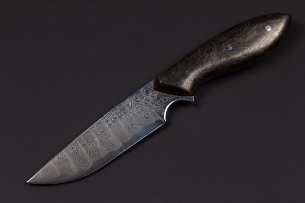 "3.58"" Master Smith #245 Perfect Neck Knife"