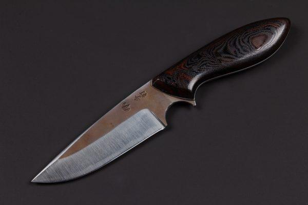 "3.58"" Muteki #2815 Perfect Neck Knife by Shamus"