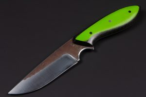 "3.62"" Carter #1976 Perfect Neck Knife"