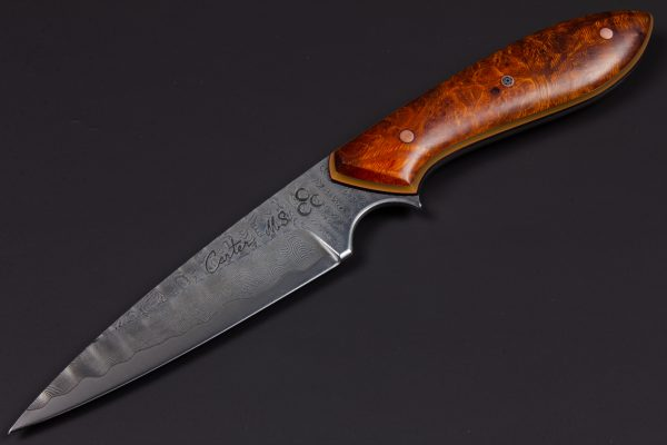 """3.82"""" Master Smith #266 Pointy Wharncliffe"""