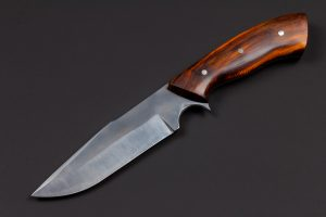 "4.33"" Apprentice #523 Freestyle Neck Knife"