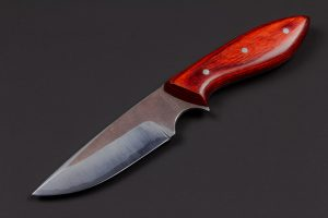 "3.74"" Apprentice #530 Perfect Neck Knife"