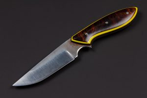 "3.54"" Carter #2043 Perfect Neck Knife"