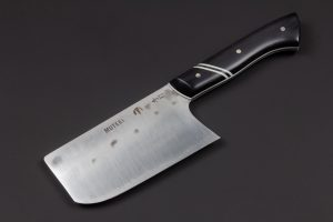 "4.65"" Muteki #3077 Freestyle Nakiri Kitchen Knife by Shamus"