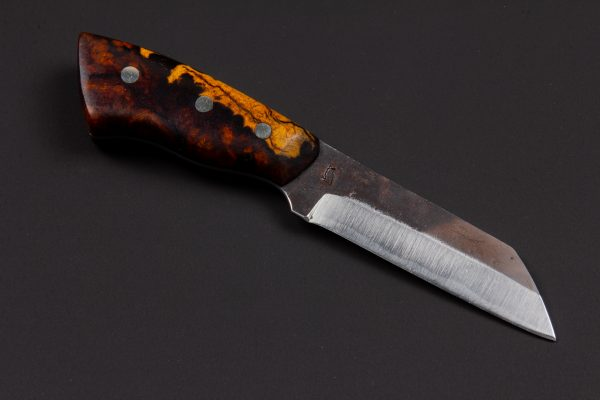 "2.2"" Muteki #3124 Freestyle Neck Knife by Chloe"