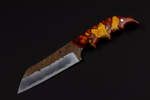 "3.94"" Muteki #3150 Freestyle Neck Knife by Shamus"