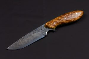 "3.7"" Master Smith #328 Perfect Neck Knife"