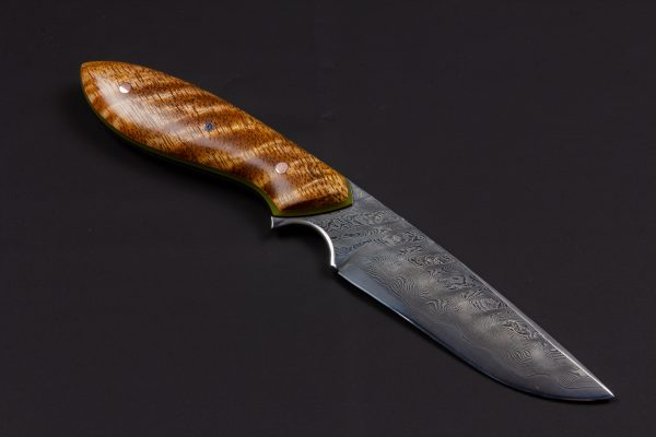 """3.7"""" Master Smith #328 Perfect Neck Knife"""