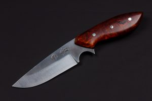 "3.58"" Muteki #3210 Perfect Neck Knife by Chloe"