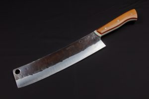"8.46"" Muteki #3217 Cleaver by Shamus"