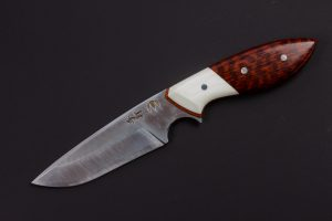 "3.7"" Muteki #3310 Perfect Neck Knife by Taylor"