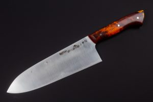 "7.76"" Muteki #3346 Freestyle Kitchen Knife by Shamus"