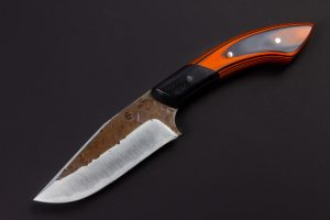 "3.98"" Muteki #3449 Freestyle Neck Knife by Shamus"