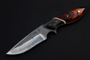 "3.74"" Muteki #3583 Perfect Neck Knife by Shamus"