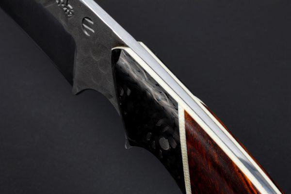 "3.74"" Muteki #3583 Perfect Neck Knife by Shamus"