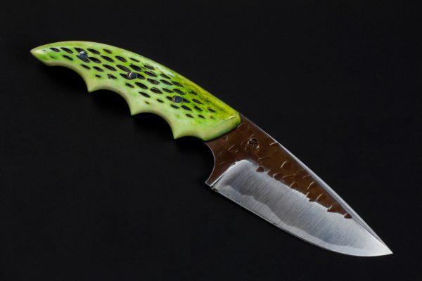 """3.46"""" Muteki #3587 Freestyle Combat Neck Knife by Shamus"""