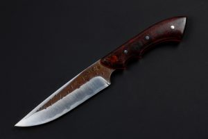 "4.41"" Muteki #3589 Freestyle Outdoor Knife by Shamus"