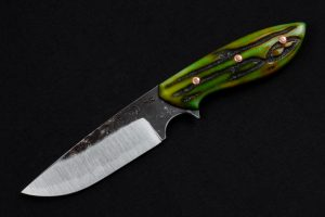 "3.7"" Muteki #3621 Perfect Neck Knife by Ryan"