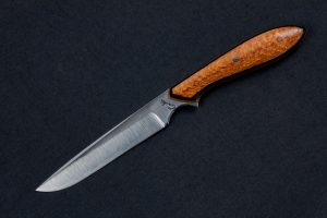 "3.66"" Carter #2265 Freestyle Neck Knife"