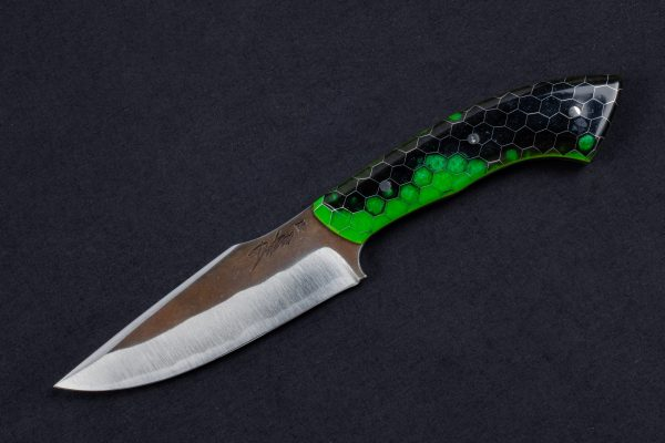 "4.09"" Muteki #3807 Freestyle Outdoor Knife by Shamus"