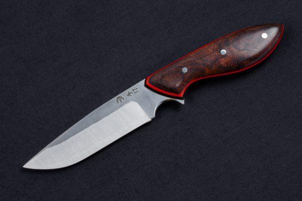 """3.62"""" Muteki #3842 Perfect Neck Knife by Adam"""
