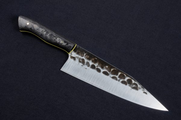 "8.31"" Carter #2372 International Pro Blue/Mild Freestyle Kitchen Knife"