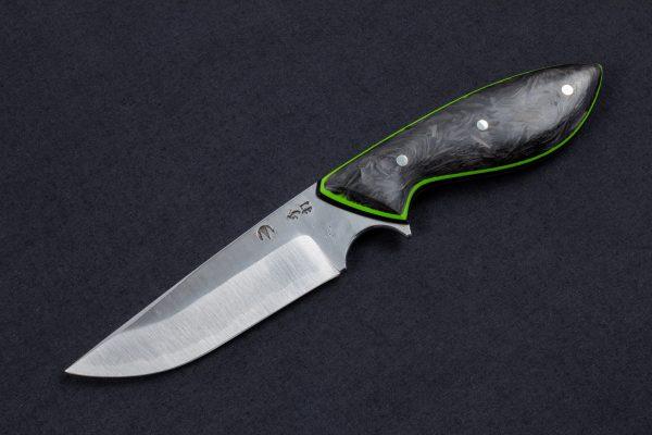 """3.62"""" Muteki #3844 Perfect Neck Knife by Adam"""